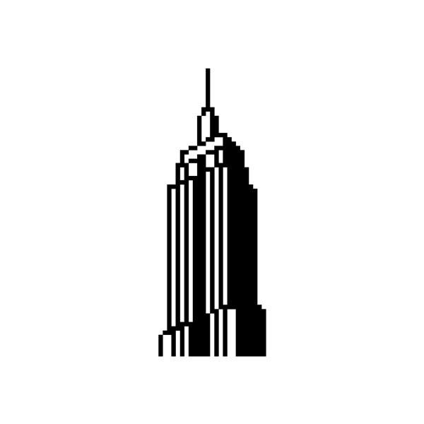 skyscraper clipart black and white wwwimgkidcom the
