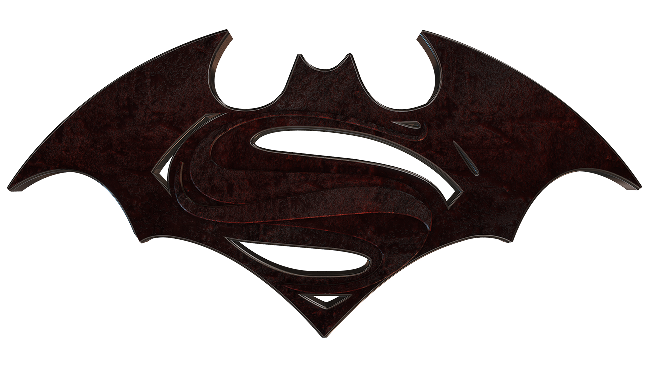 Batman/Superman Logo