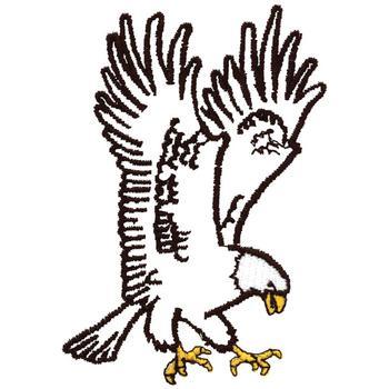 an outline on bald eagles speech