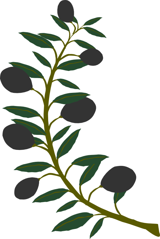 Clip Art Olive Tree - ClipArt Best