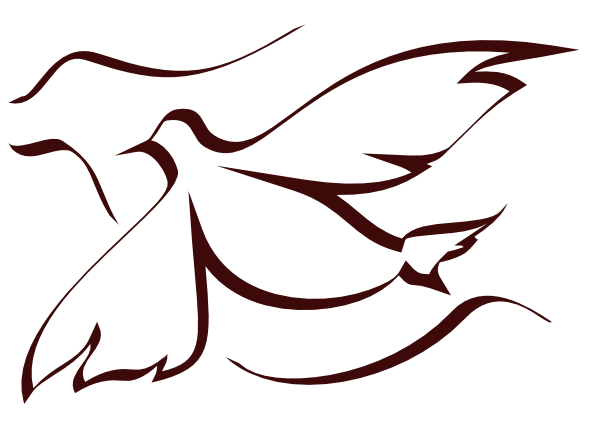 Pentecost Dove And Flames - ClipArt Best - ClipArt Best