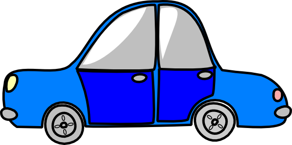 cartoon cars clipart - photo #25