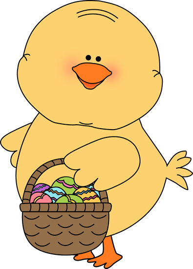 Easter Chick Clipart - Cliparts.co