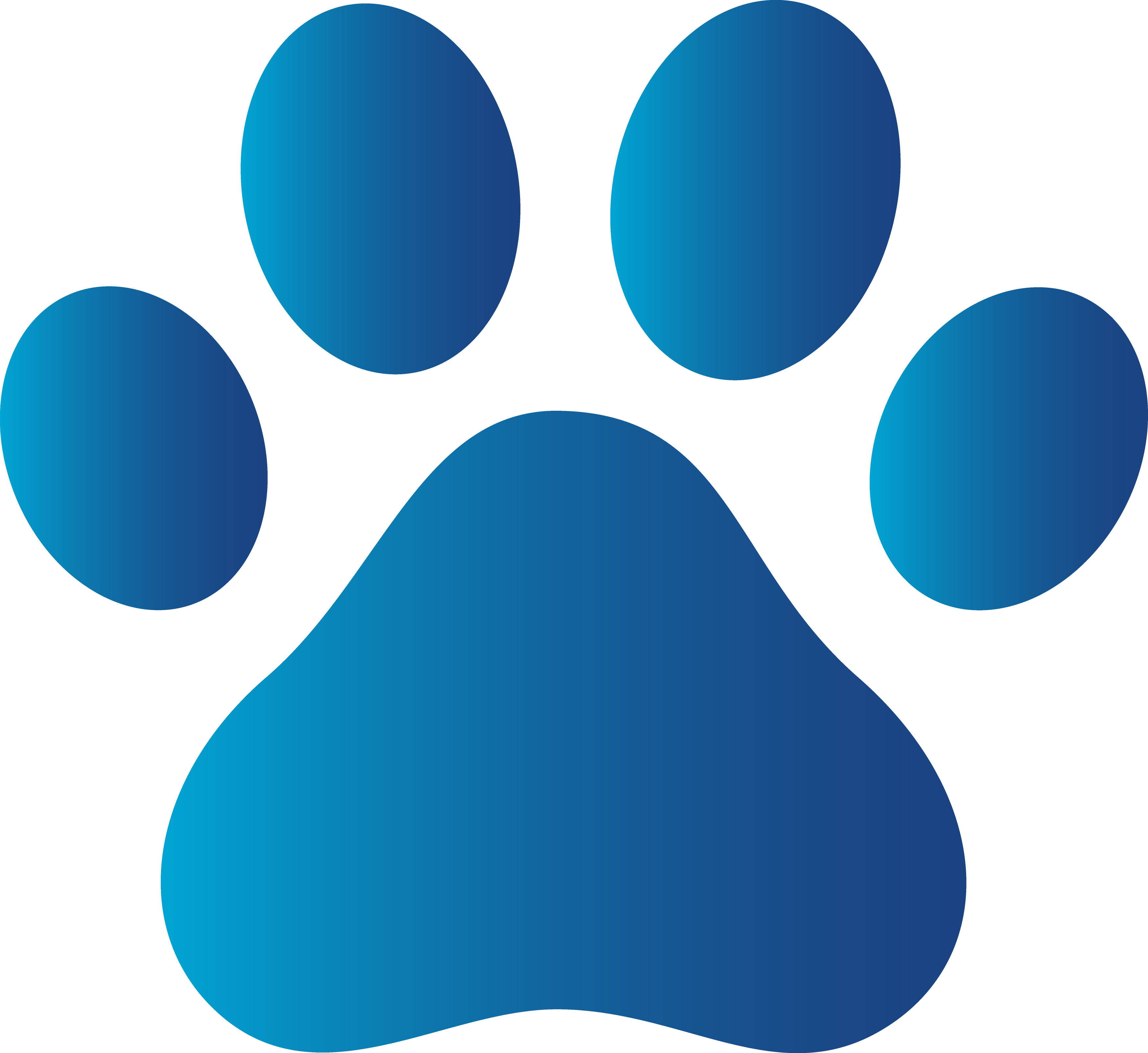 Clipart Dog Paw - Cliparts.co