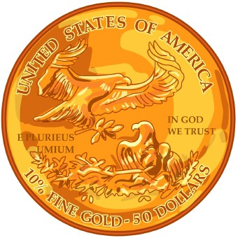 Gold Coins Clipart | Coins and Stamps Pictures Gallery