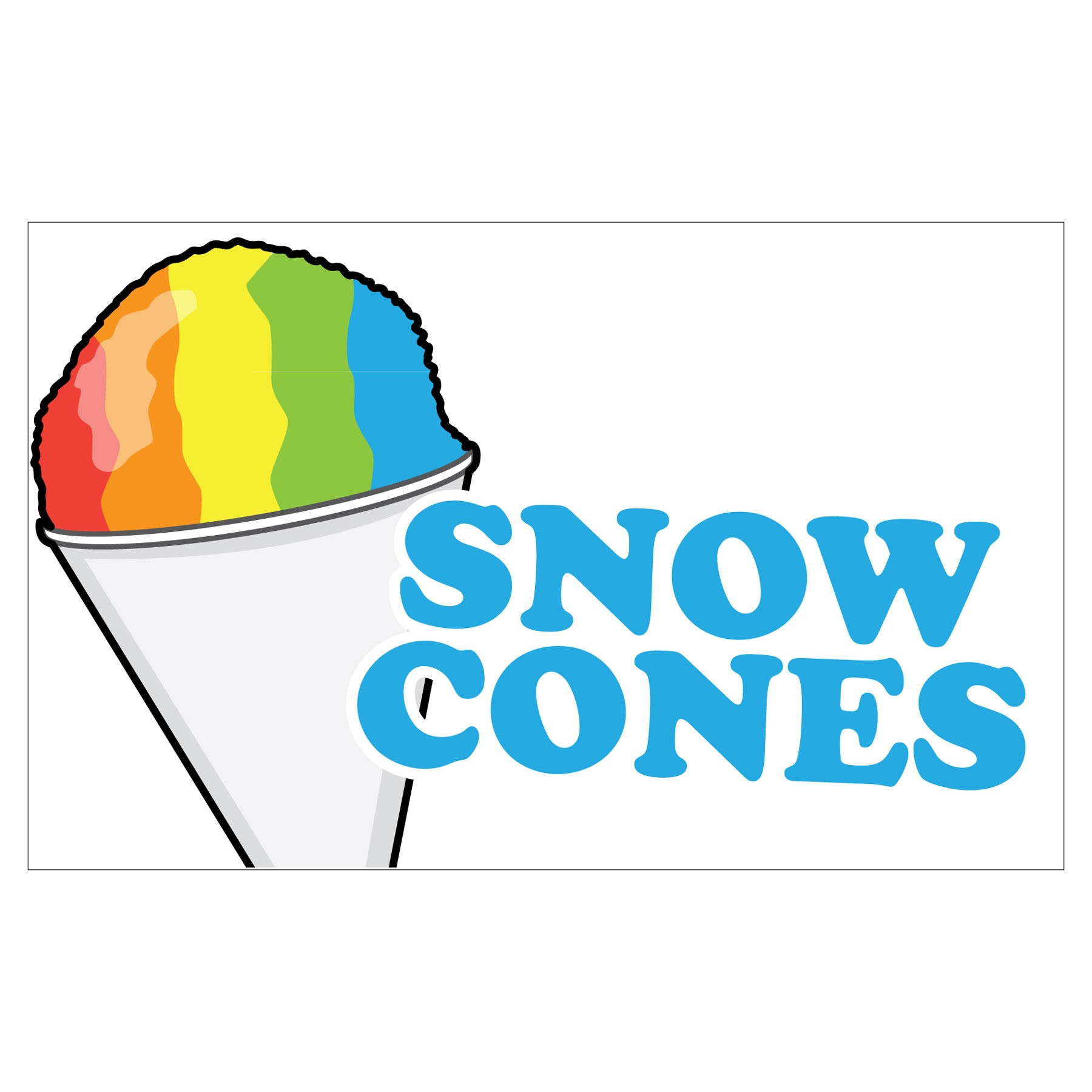 Snow Cone Clip Art Free - ClipArt Best