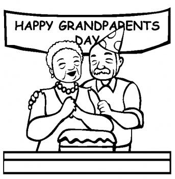 Black Grandparents Day Clip Art Grandparents Day Pictures