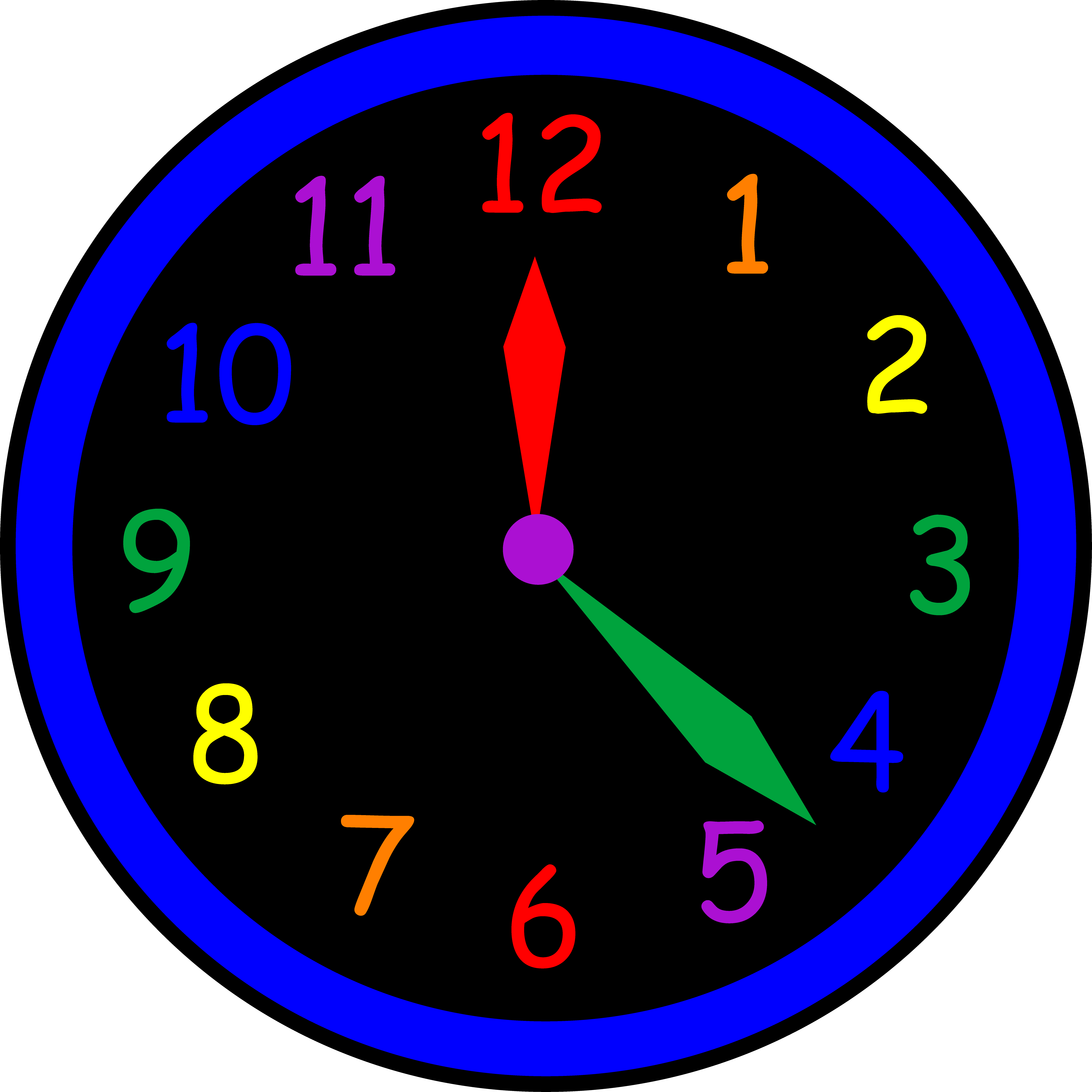 Clock Clipart For Teachers Cliparts Co
