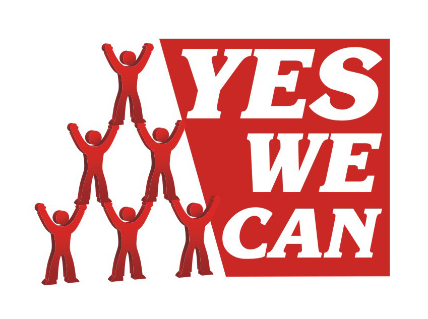 Yes We Can | Brands of the World™ | Download vector logos and ...