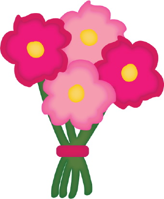 Flower Bouquet clip art