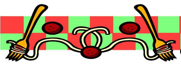 Spaghetti Dinner Clip Art - Cliparts.co