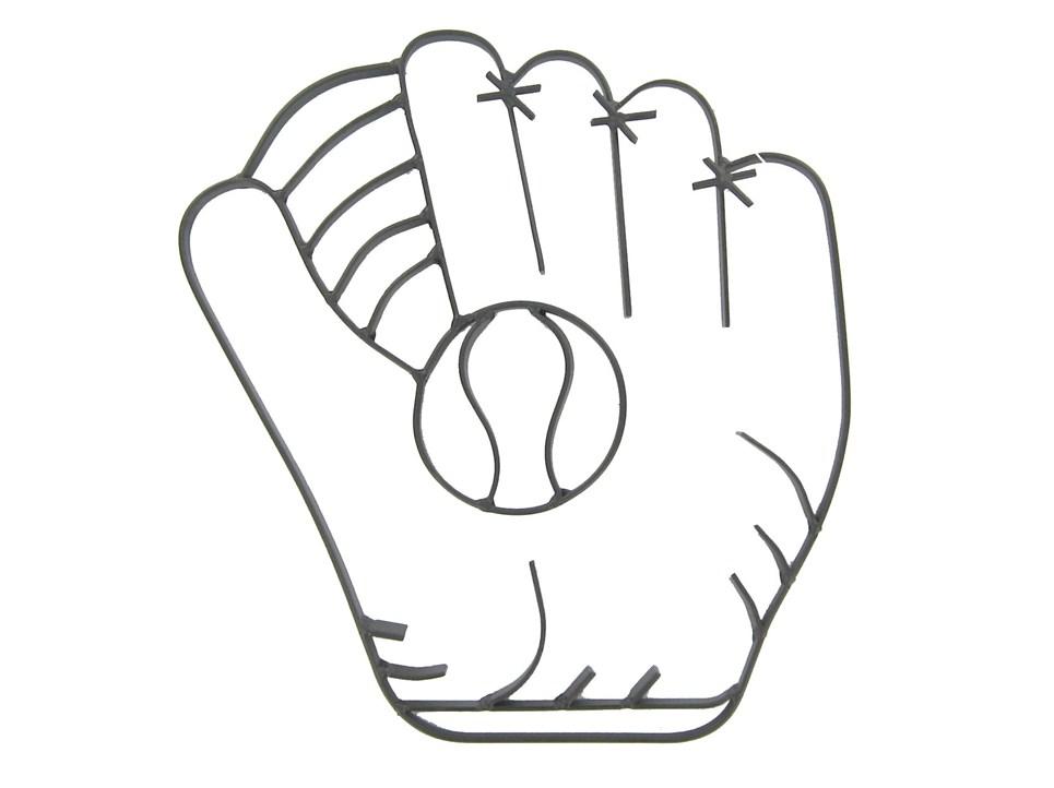 baseball glove cartoon clipartsco