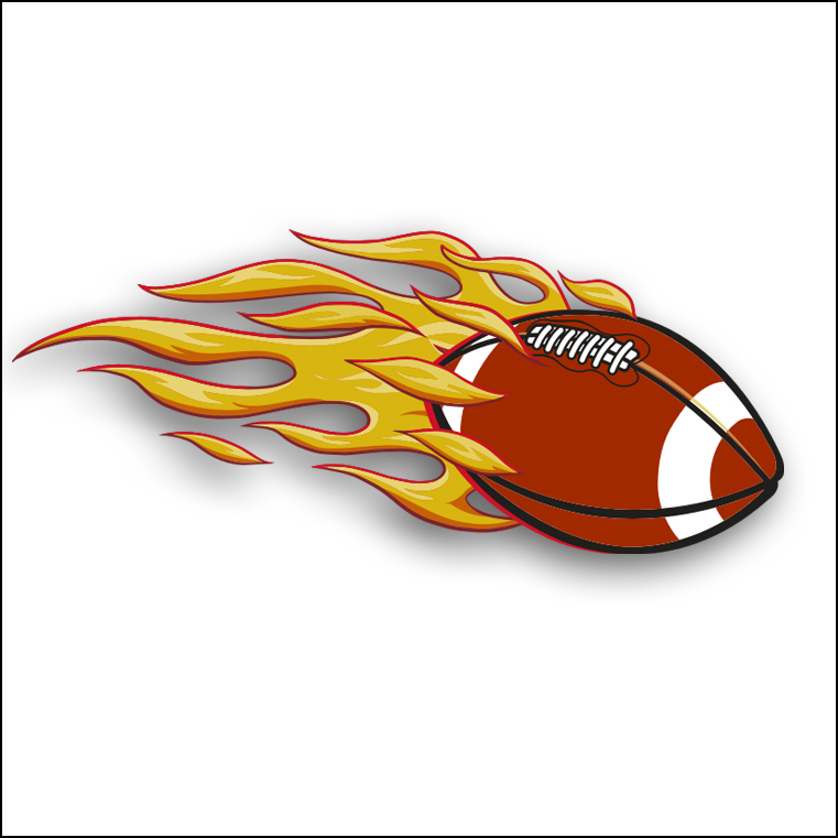 Football Clipart | Football Clipart Kit