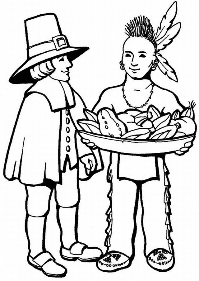 Squanto Coloring Page Coloring Pages Squanto Coloring Pages