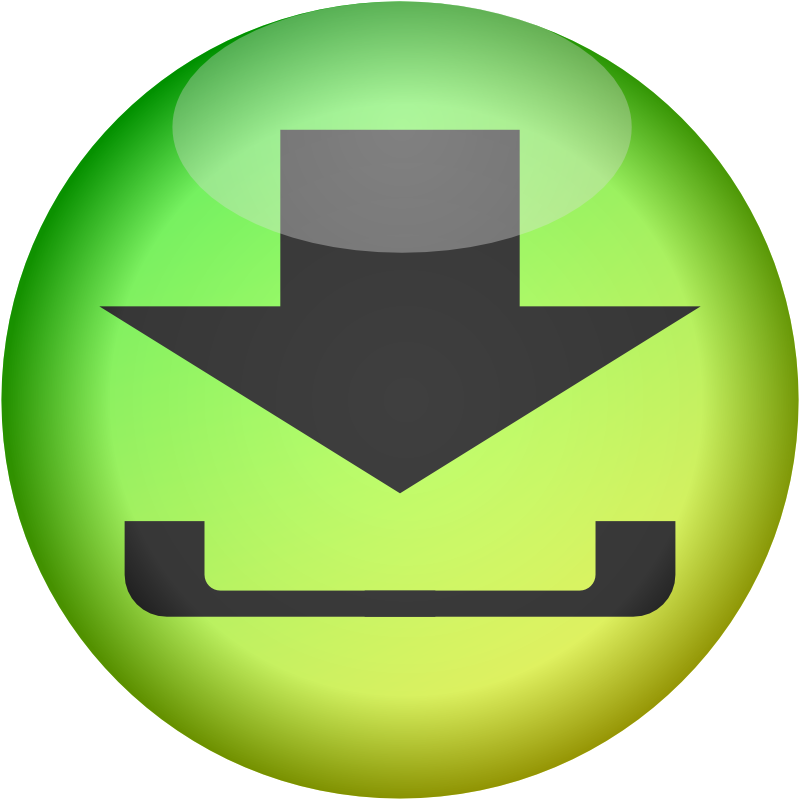 Clipart - Save Button