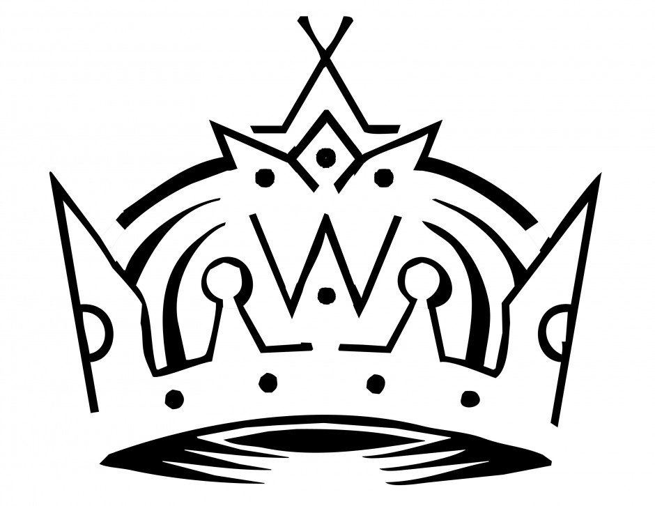 Kings Crown Template ClipArt Best 271688 King Crown Coloring Page