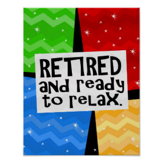 Funny Retirement Posters, Funny Retirement Prints, Art Prints ...