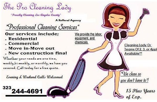Cleaning Ladies - Cliparts.co