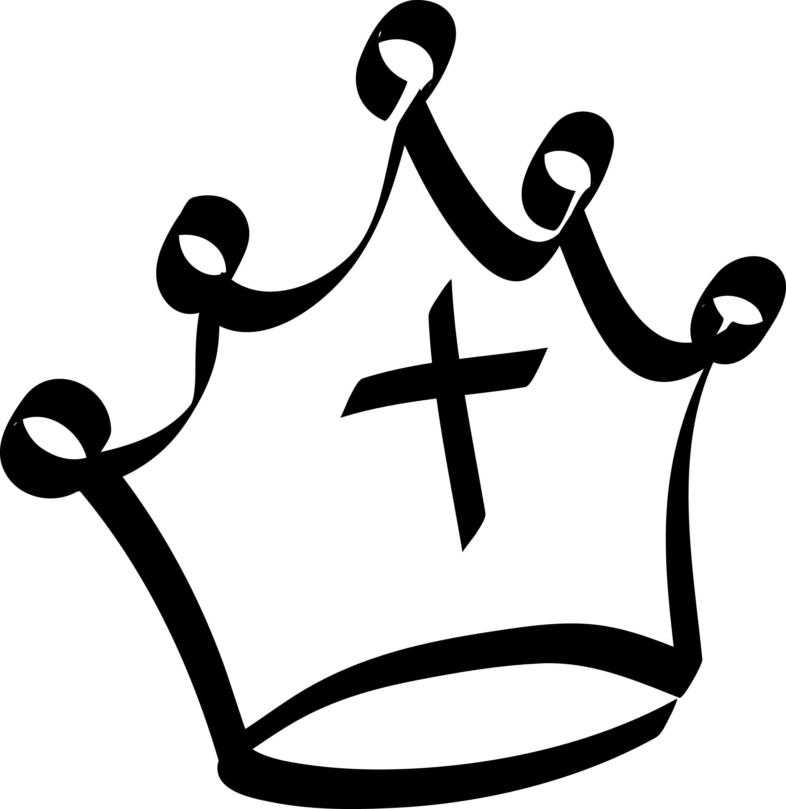 Royal Crown Clipart Black And White Royal Crown Clipart Clipart