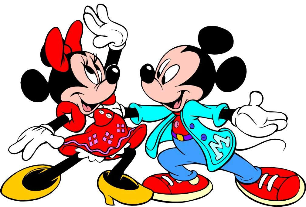 Mickey Mouse Head Clipart Tattoo