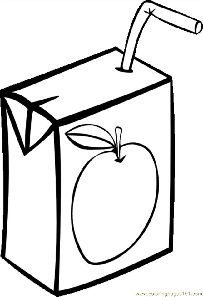 Juice Box Clip Art on apple juice clip art