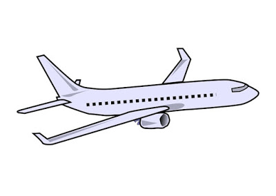 Printable Airplane Coloring Sheet - For Kids Boys Drawing a Plane ...