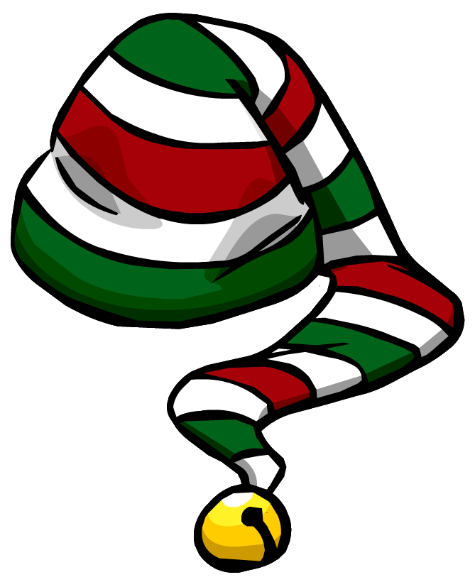 Image Candy Cane Hat Png Club Penguin Wiki The Free