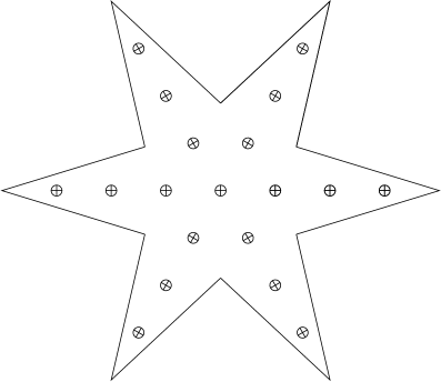 Star Template Small - Cliparts.co