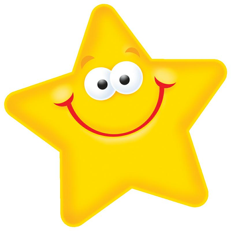 Smiley Star Classic Accents | T-10086