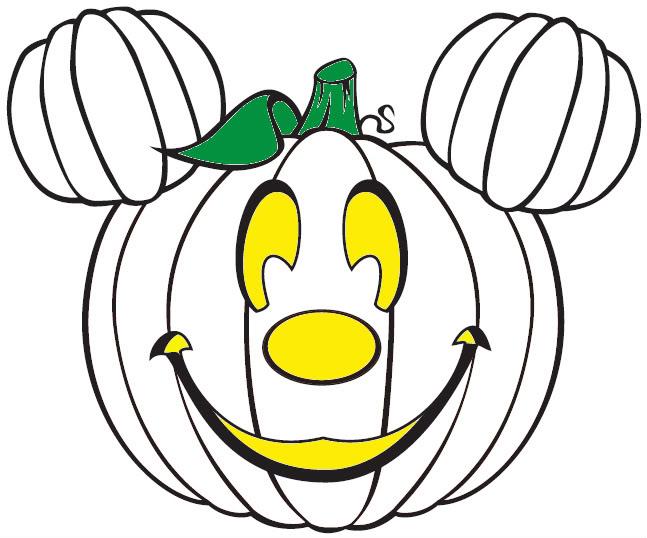 Mickey Head Clip Art - Cliparts.co
