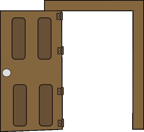 door holder clipart free - photo #5