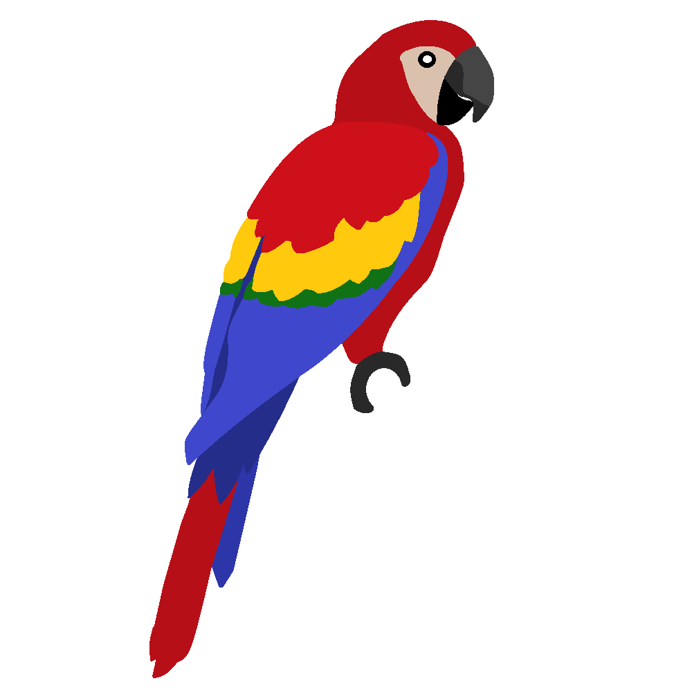 clipart parrot pictures - photo #4