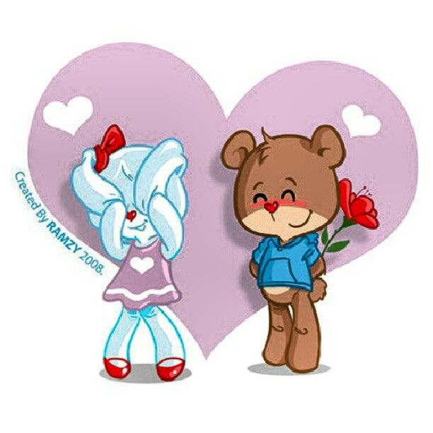 Me & @mr_jane90 in cartoon form lol <3 #love #couple #cute ...