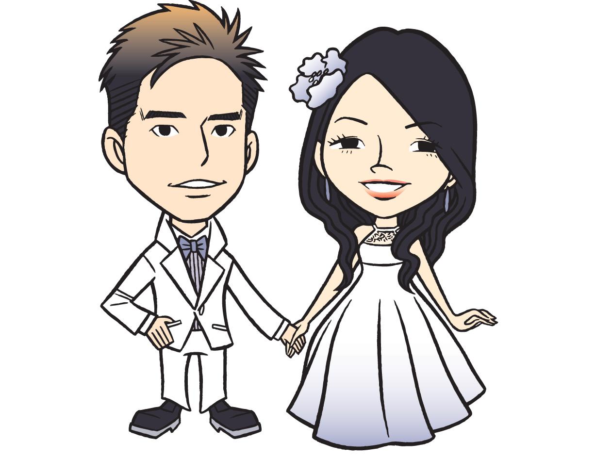 Wedding Cartoon - Cliparts.co