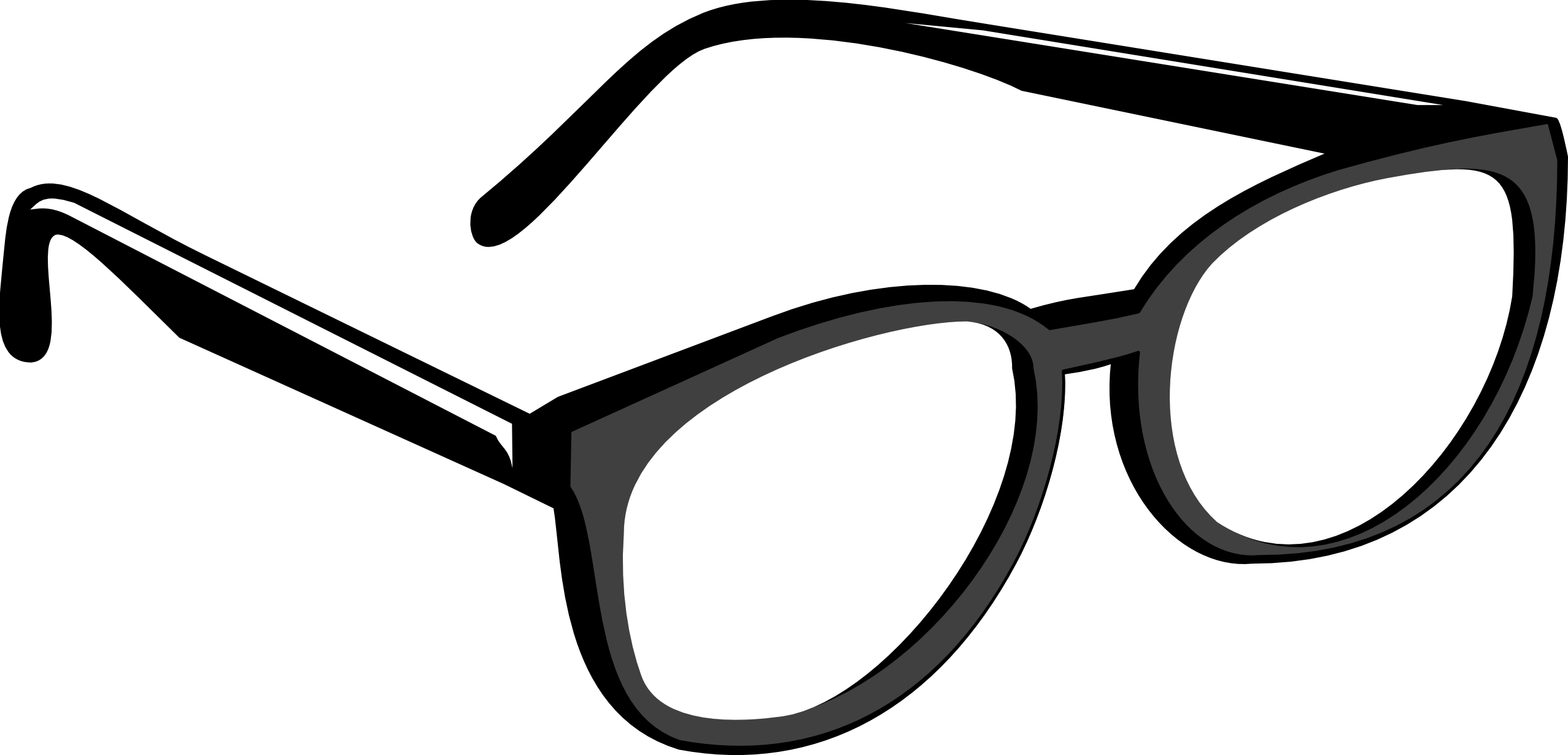 Images For > Clipart Reading Glasses