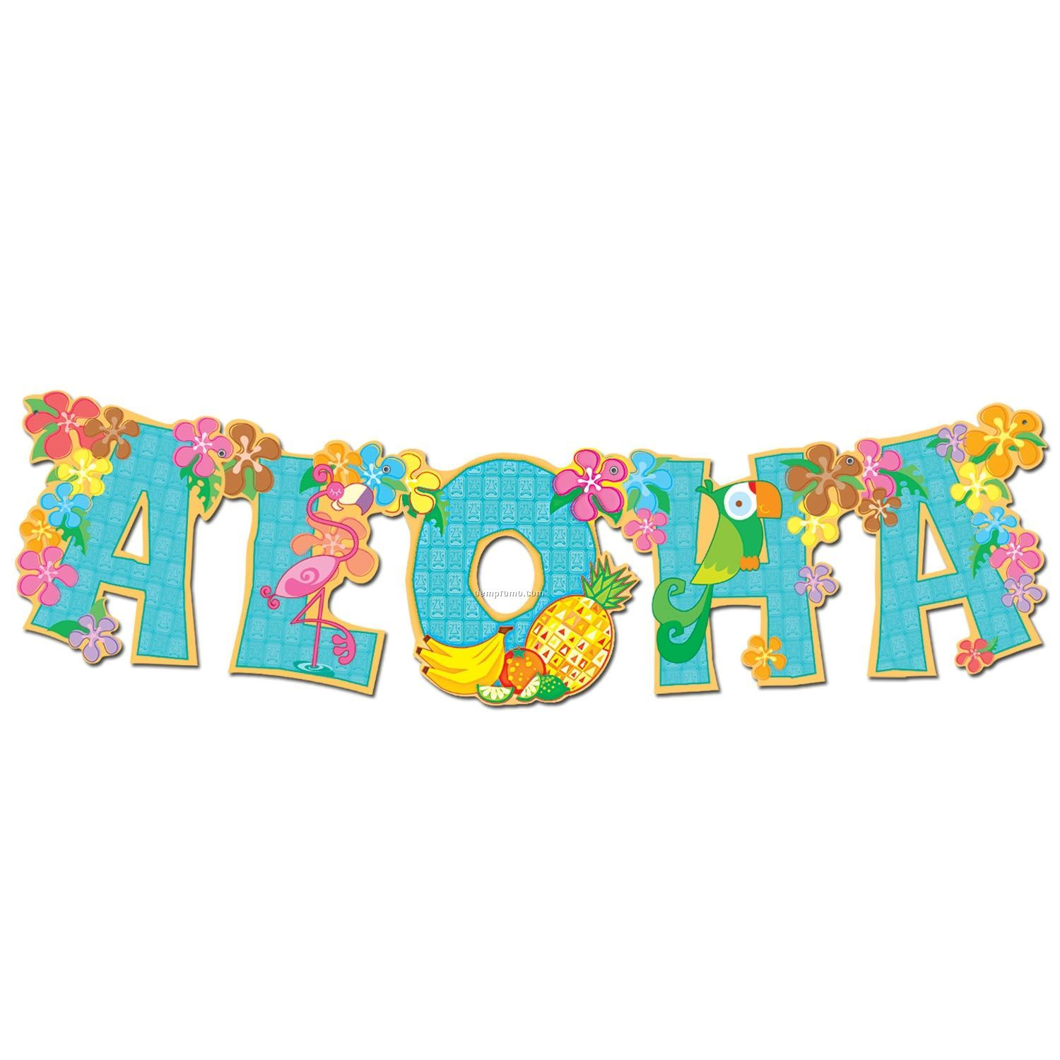 Hawaiian party decorations abc party ideas for girls for Decoration clips