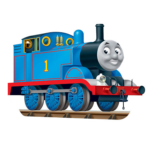 clip art thomas train - photo #6