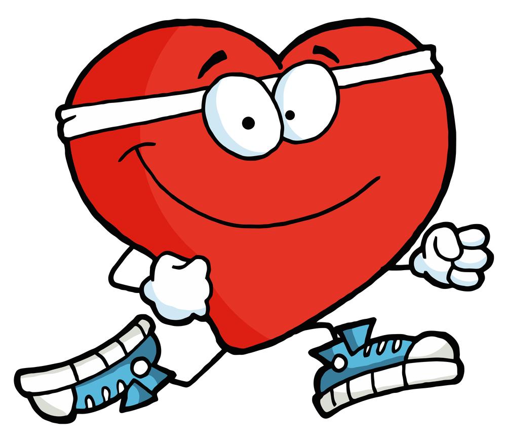 Healthy Heart Clip Art - Cliparts.co