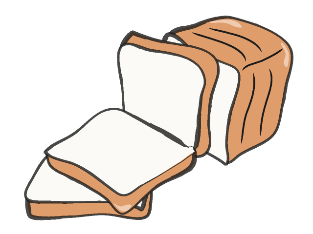 Loaf Cake Clipart : Loaf Of Bread Cartoon - Cliparts.co