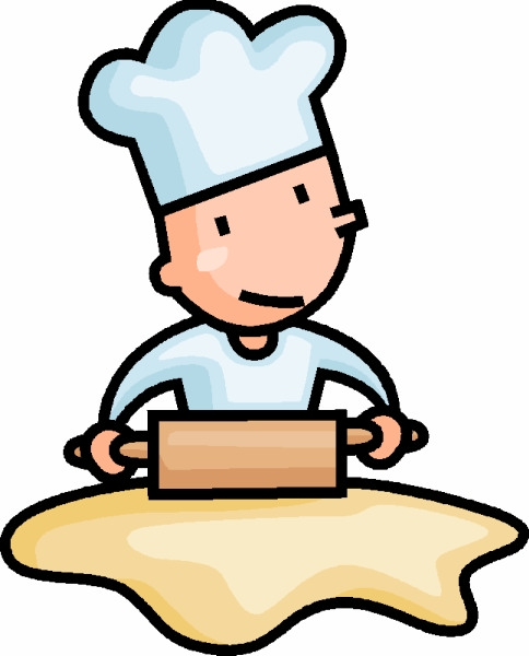 Kids Cooking Clipart - Cliparts.co