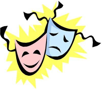 Drama Mask Clip Art - Cliparts co
