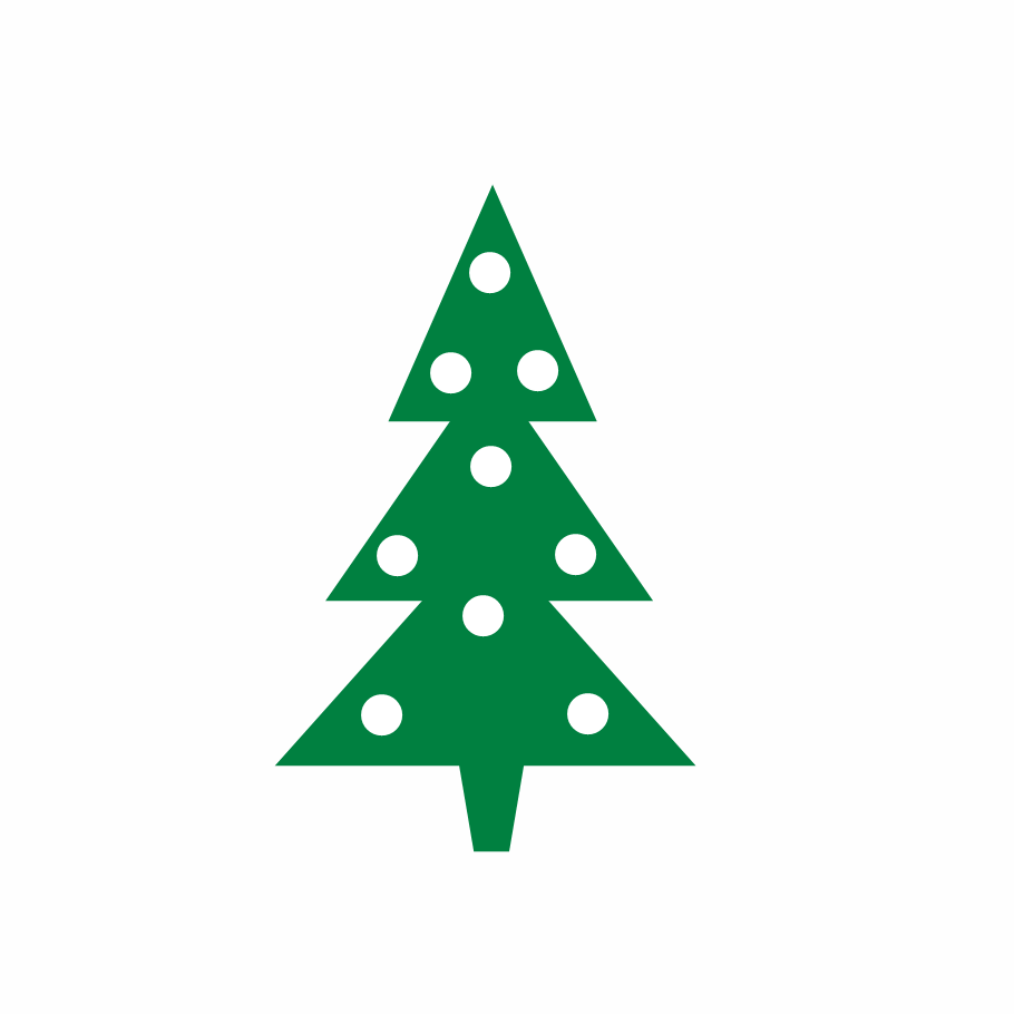 Free Clipart N Images: Three Free Christmas Tree Images