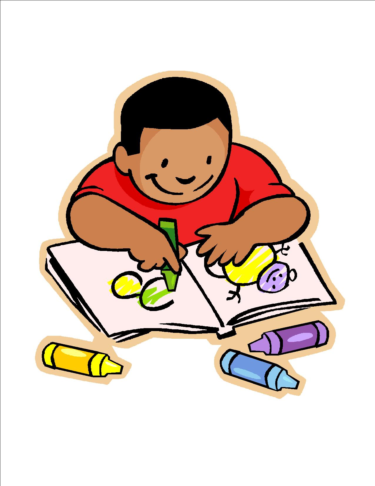 Free Clip Art Children Writing | Clipart Panda - Free Clipart Images