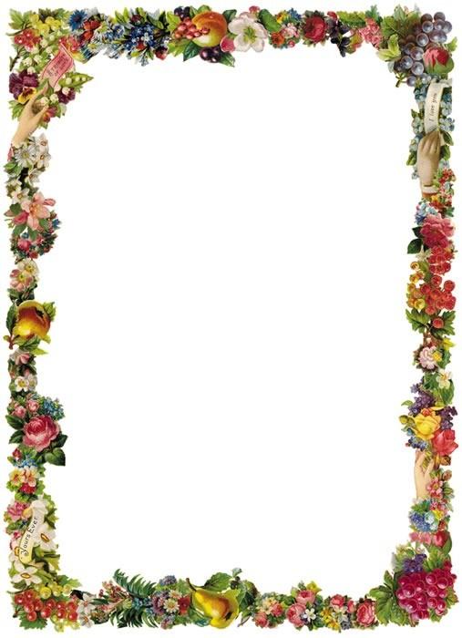 Free Floral Clip Art | Chadholtz