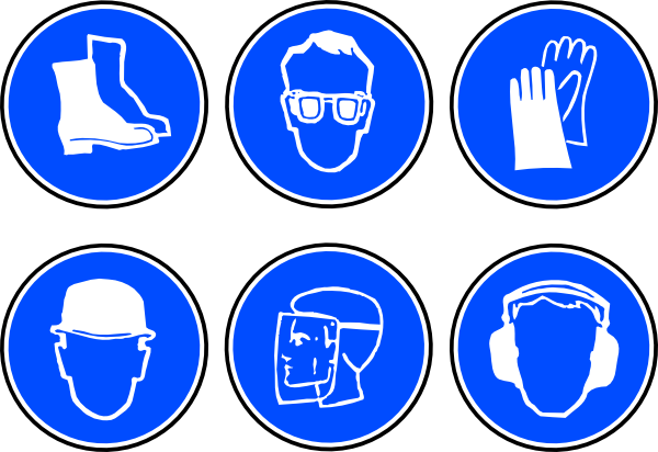 Ppe Icons Cliparts Co
