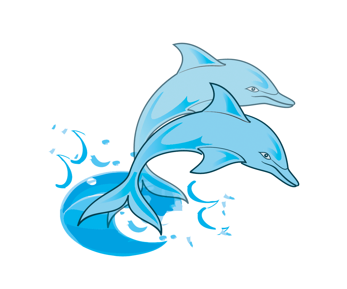Cute Baby Dolphin Clipart | Clipart Panda - Free Clipart Images