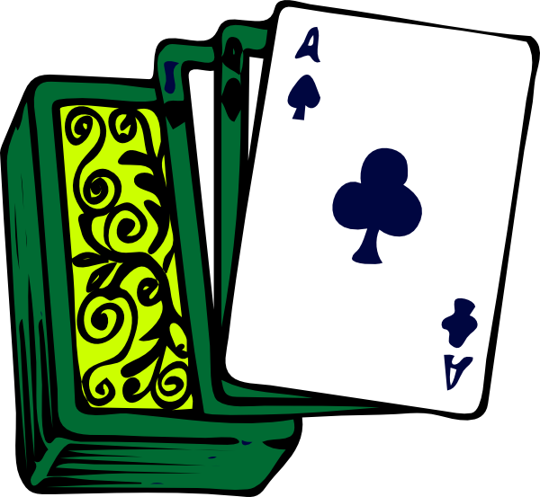 Deck Of Cards clip art Free Vector / 4Vector