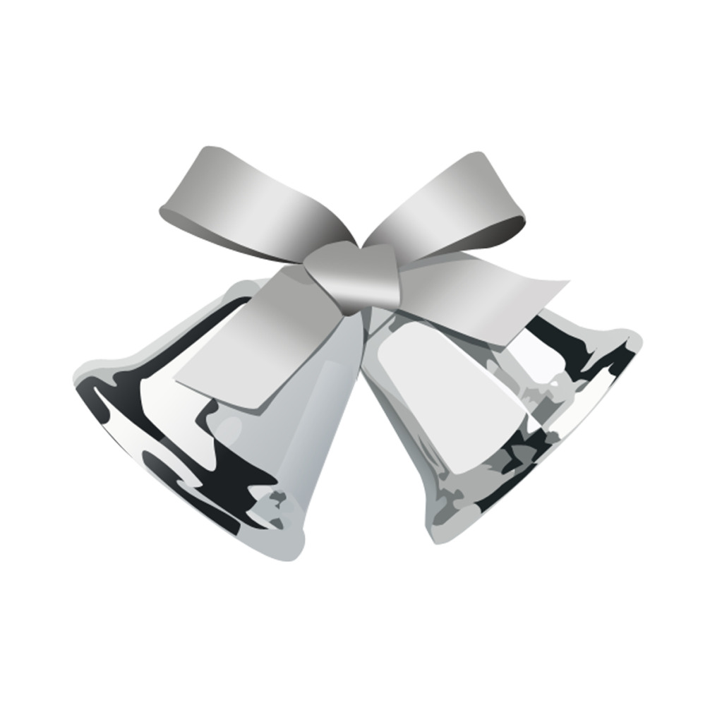 Picture Of Wedding Bells - Cliparts.co