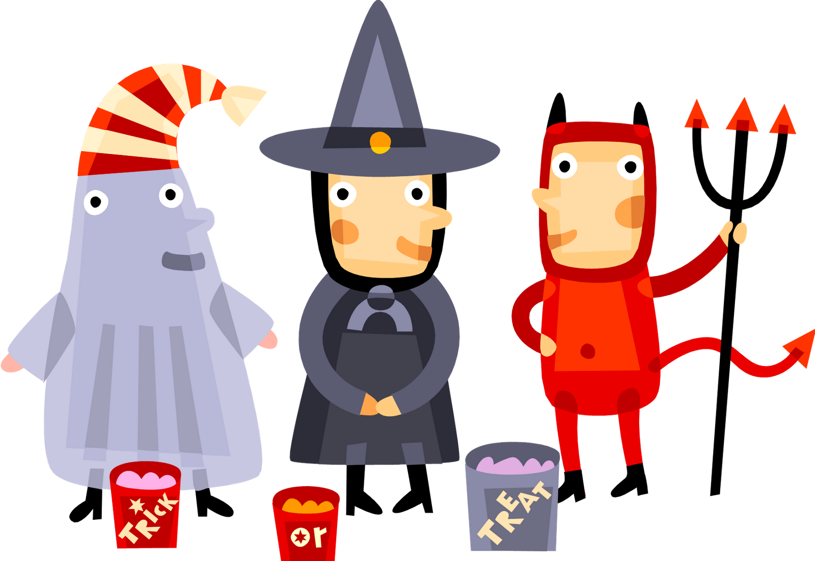 Halloween images for kids clip art
