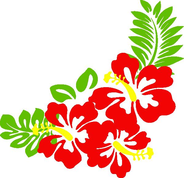 Hibiscus Flower Clip Art - Cliparts.co